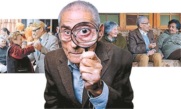 【tga8889泰金球版代理】 85歲大爺是臥底神探,還是芳心縱火犯? _泰金888信用版