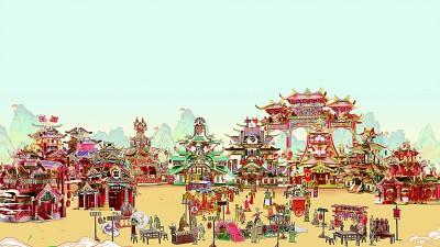 【tga8889泰金球版代理】 在玩具世界,詮釋中國人自己的審美 _泰金888信用版