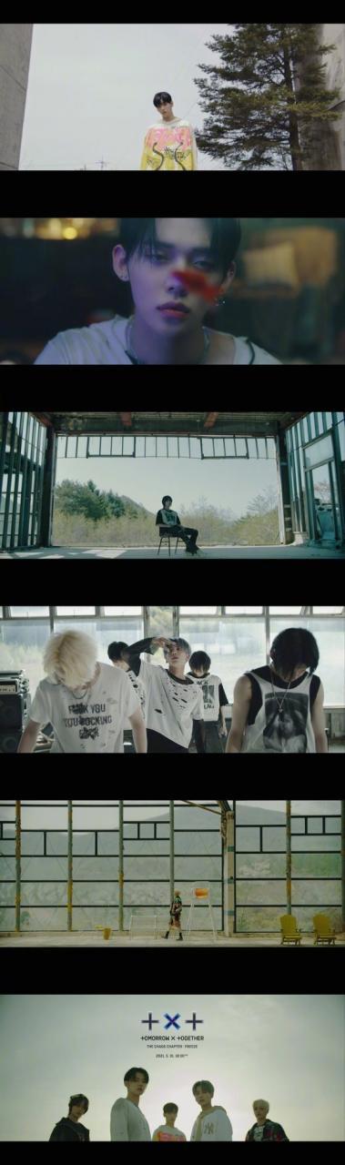 【泰金娛樂城註冊抽體驗金】回歸在即!TXT發布第二支MV預告片吸引眼球 – 泰金888信用版代理網址