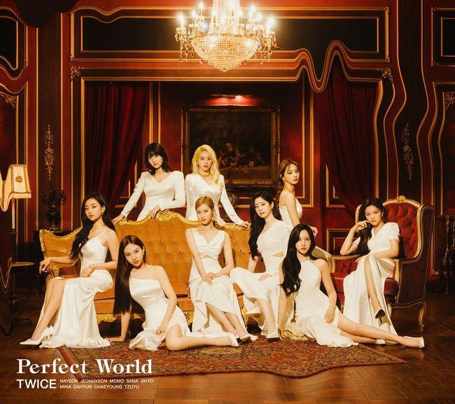 【泰金娛樂城註冊抽體驗金】TWICE第三張日語正規專輯《Perfect World》封面照公開 7月28日發行 – 泰金888信用版代理網址