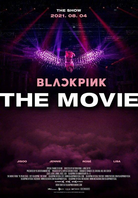 【泰金娛樂城註冊抽體驗金】記錄電影《BLACKPINK:The MOVIE》確定8月4日在韓國上映 – 泰金888信用版代理網址