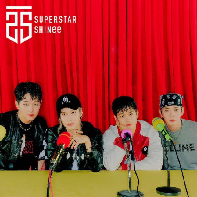 【泰金娛樂城註冊抽體驗金】來了!SHINee將于28日公開日語新專《SUPERSTAR》音源 – 泰金888信用版代理網址