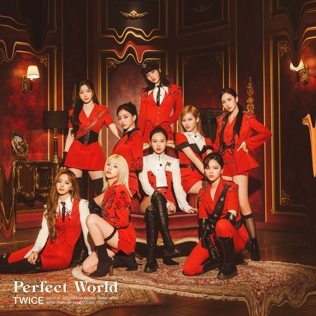【泰金娛樂城註冊抽體驗金】TWICE日本新曲《Perfect World》在日本音源排行榜上排名第一 – 泰金888信用版代理網址