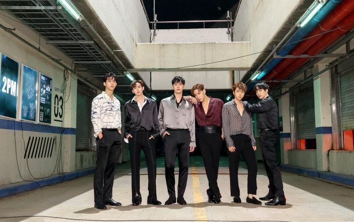 【泰金娛樂城註冊抽體驗金】2PM完整體回歸 在中日韓展現超高人氣 – 泰金888信用版代理網址
