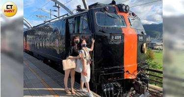 鳴日號重啟開箱1/連假航次開賣破8成 特製鐵路便當、紀念品首曝光