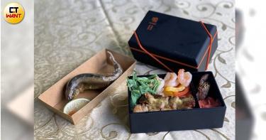 鳴日號重啟開箱2/最奢華鐵路便當揭密 雙主菜在地食材來自這裡